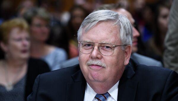Посол США в Москве Джон Тефт, архивное фото