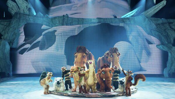 Шоу Ледниковый период Live!