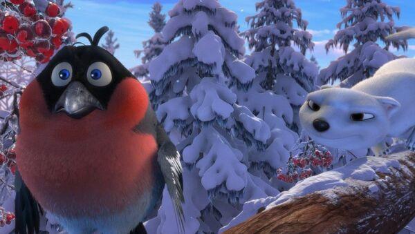 Кадр из мультфильма Снежная королева 2. Архивное фото