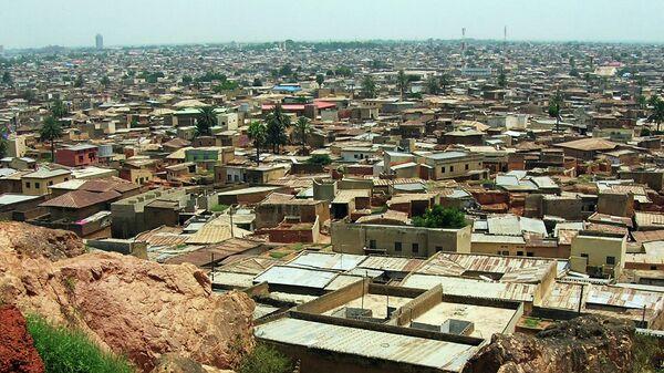 Город Кано, Нигерия