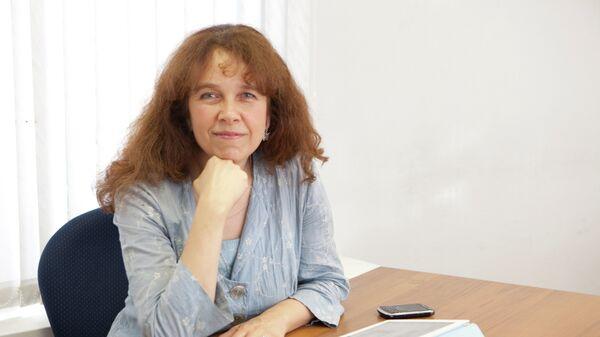 Директор Агентства социальной информации Елена Тополева