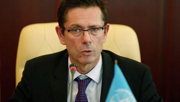 Помощник Генсека ООН по правам человека Иван Шимонович. Архивное фото