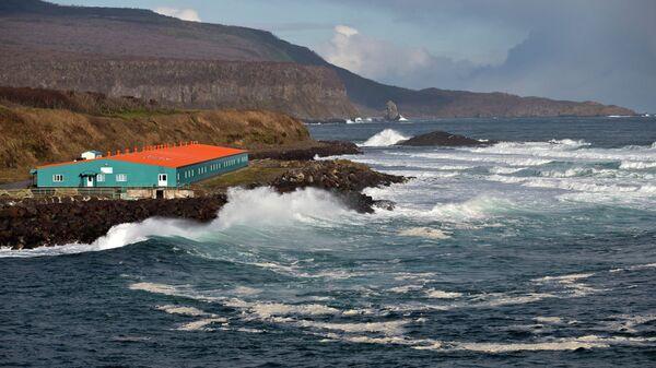 Виды острова Итуруп