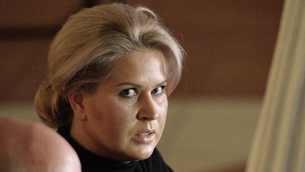 Экс-глава департамента имущественных отношений Минобороны России Евгения Васильева. Архивное фото