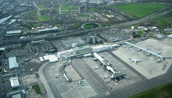 Международный аэропорт Глазго