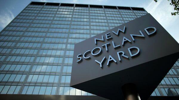 Здание Скотланд-ярда в Лондоне, 2012 год