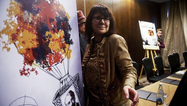 Пресс-конференция, посвященная X Международному фестивалю Сезон Станиславского