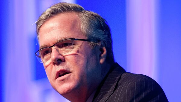 Джеб Буш. Архивное фото