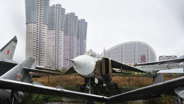 Ходынский аэродром. Кладбище самолетов