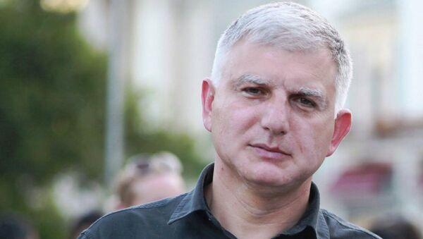 Генпрокурор Абхазии Алексей Ломия. Архивное фото