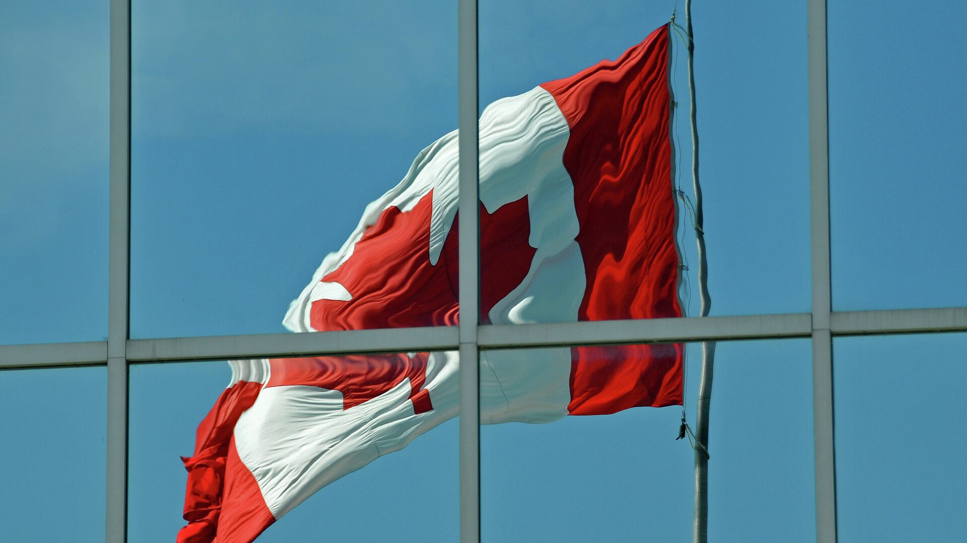 Флаг Канады - РИА Новости, 1920, 02.10.2020