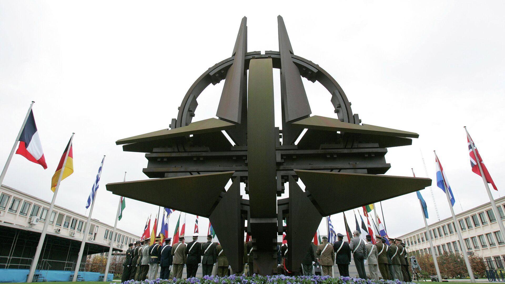Штаб-квартира НАТО в Брюсселе - РИА Новости, 1920, 23.06.2021