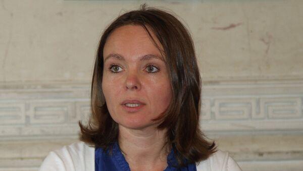 Наталья Савва, зам. директора БФ «Детский паллиатив»