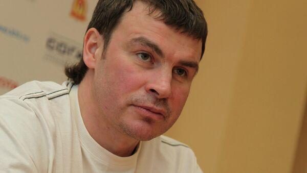 Валерий Карпов. Архивное фото