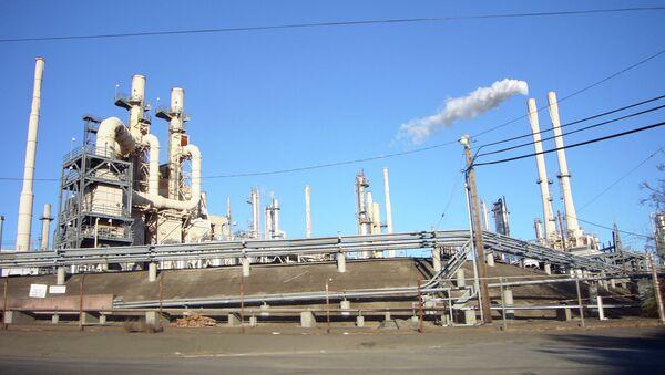 НПЗ американской нефтяной компании Conoco Phillips