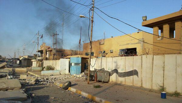Ситуация в городе Хит, Ирак 8 октября 2014