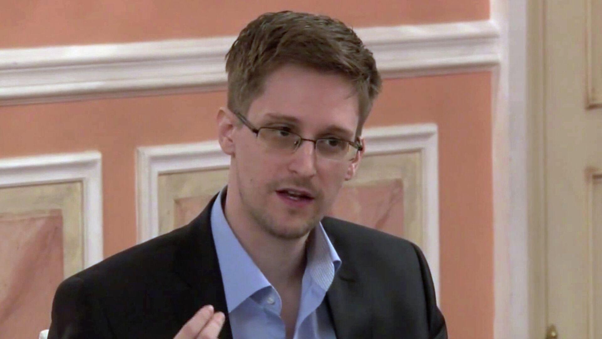 Эдвард Сноуден. Архивное фото - РИА Новости, 1920, 21.06.2018