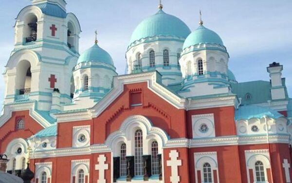 Спасо-Преображенский собор Валаамского монастыря после реконструкции