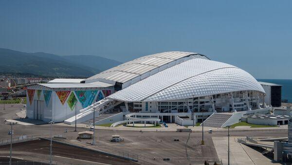 Олимпийский стадион Фишт в Сочи. Архивное фото