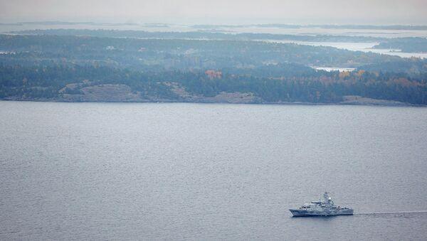 В водах Стокгольмского архипелага. Архивное фото