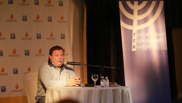 Михаил Фридман, один из основателей Российского еврейского конгресса, совладелец Альфа-Групп
