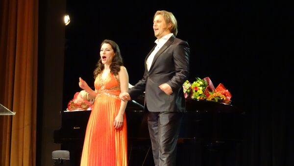 Концерт солистов Мариинки в Афинах
