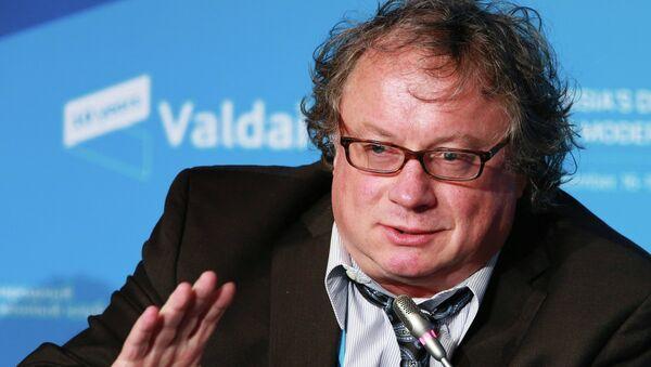 Политолог Николай Злобин. Архивное фото