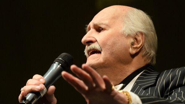 Владимир Зельдин. Архивное фото