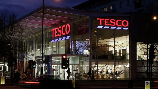 Магазин Tesco в Лондоне. Архивное фото
