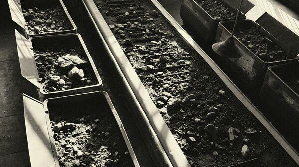 Угольная шахта. Архивное фото