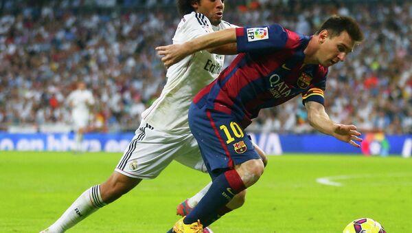 Матч Реал-Барселона