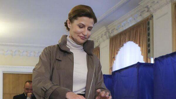 Жена президента Украины Марина Порошенко. Архивное фото