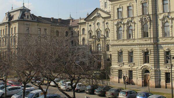 Венгрия. Архивное фото