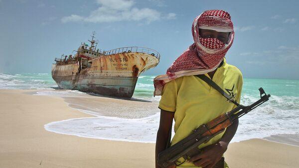 Вооруженный пират