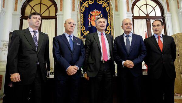 Презентация Российско-испанского международного форума в Малаге