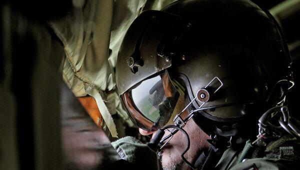 Военнослужащий миссии НАТО ISAF. Архивное фото