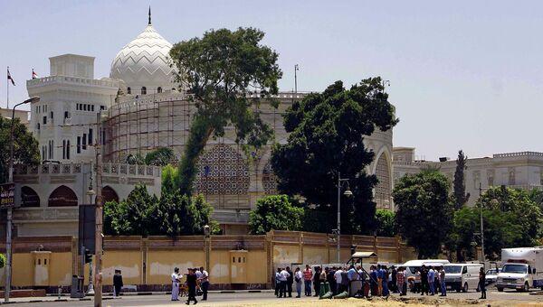 Президентский дворец в Каире. Архивное фото
