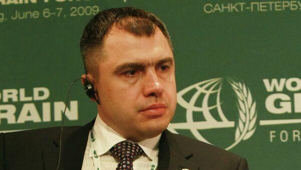 Председатель Совета директоров группы компаний «Сибирский аграрный холдинг» Павел Скурихин. Архивное фото