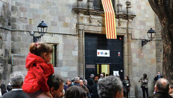 Опрос населения Каталонии о независимости автономии
