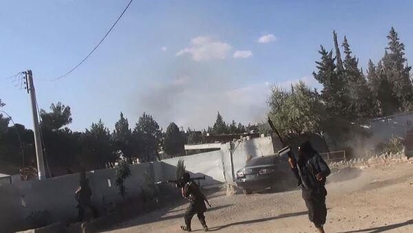 Боевики Исламского государства, архивное фото