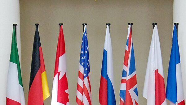 Главная инициатива Канады на G8 - улучшение здоровья детей и женщин