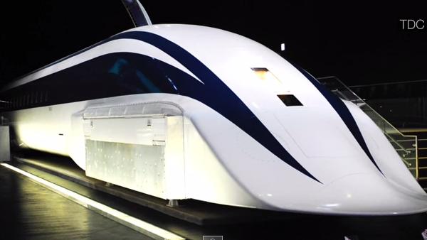 Японские технологии будущего: самый быстрый в мире пассажирский поезд