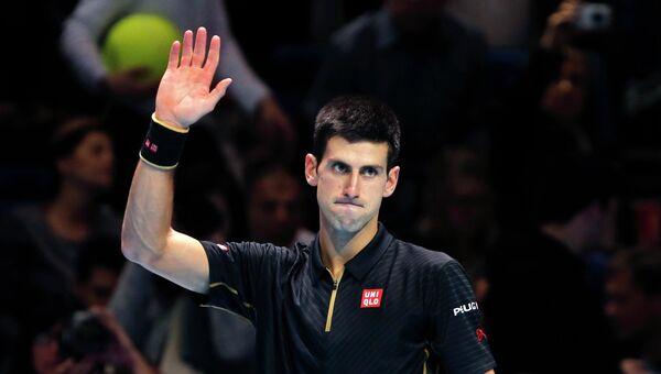 ATP Finals. Итоговый турнир Ассоциации теннисистов-профессионалов. Победитель - сербский теннисист Новак Джокович