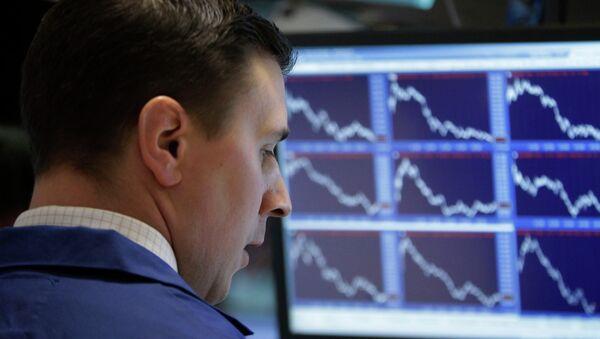 Специалист Нью-Йоркской фондовой биржи