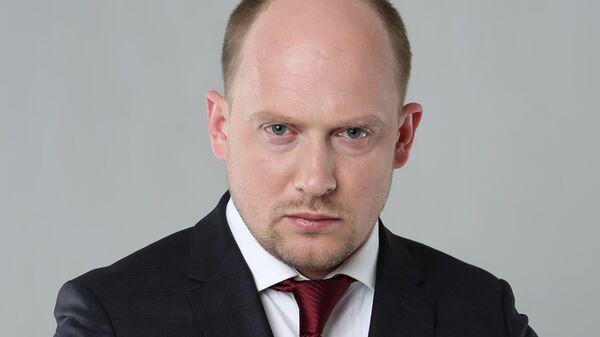 Народный депутат Украины Сергей Каплин