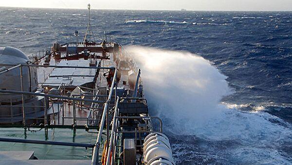 Гидрографическое судно Балтийского флота Сибиряков. Архивное фото