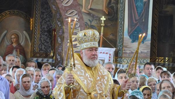Митрополит Ровенский и Острожский Варфоломей