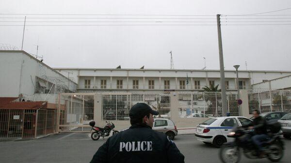 Греческая тюрьма