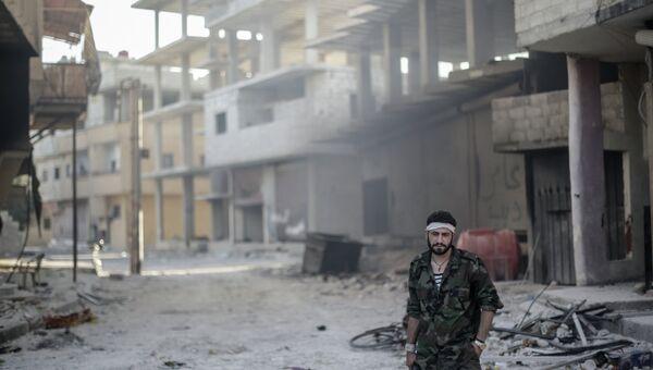 Ситуация в сирийском городе Гута. Архивное фото