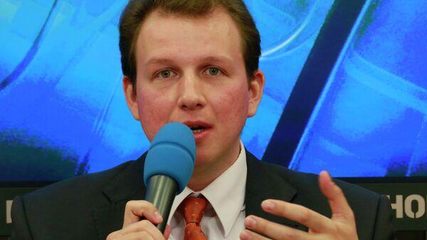 Эксперт Международной организации по наблюдению за выборами CIS-EMO Станислав Бышок